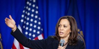 """Kamala Harris Struggles to Name GOP Lawmakers She Claims to Have """"Met With"""""""