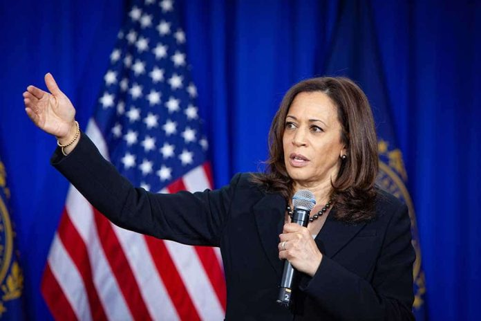 Kamala Harris Struggles to Name GOP Lawmakers She Claims to Have