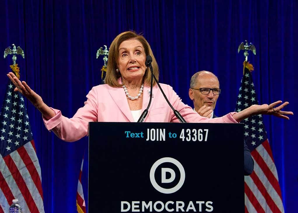 Nancy Pelosi's Husband Buys Stock Again Ahead of Legislation