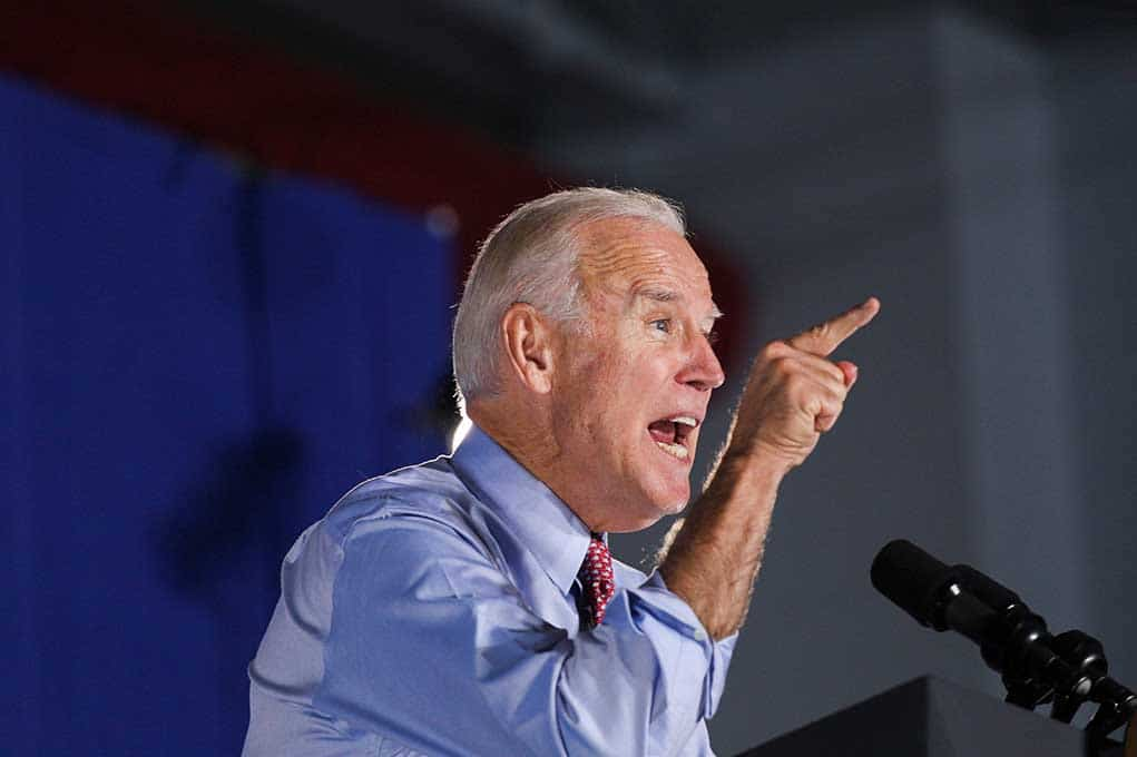 Biden's Overplays Race Card Again as Texas Democrats Flee State