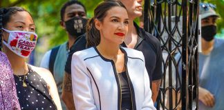 """Ocasio-Cortez Gushes Over Cancellation of """"Indians"""" as Cancel Culture Goes Into Full Gear"""