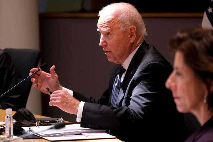 Biden Equates Free Speech with Death