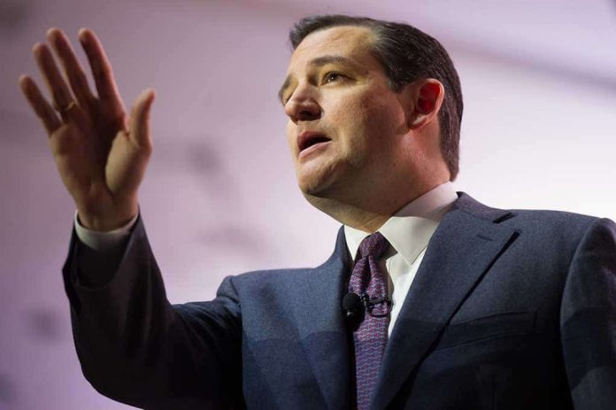Ted Cruz Blocks Democrat Takeover of Elections