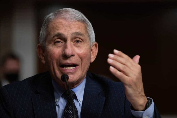 Fauci and the 'Liberty Thing' Are Back