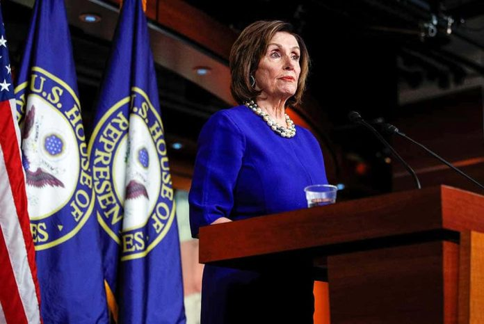 Pelosi Puts Band-Aid on Democrats Infrastructure Dreams