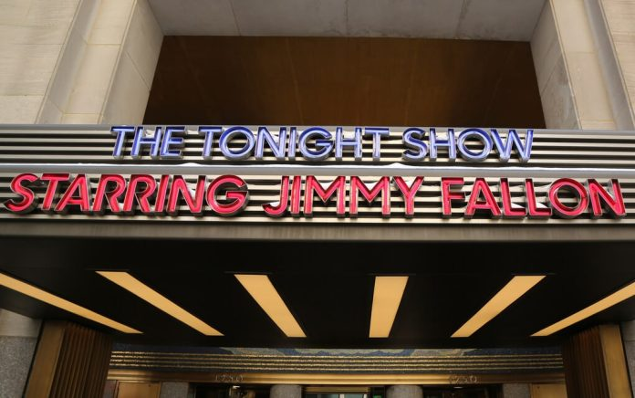 Jimmy Fallon Audience Cheers Over Decline Of White People