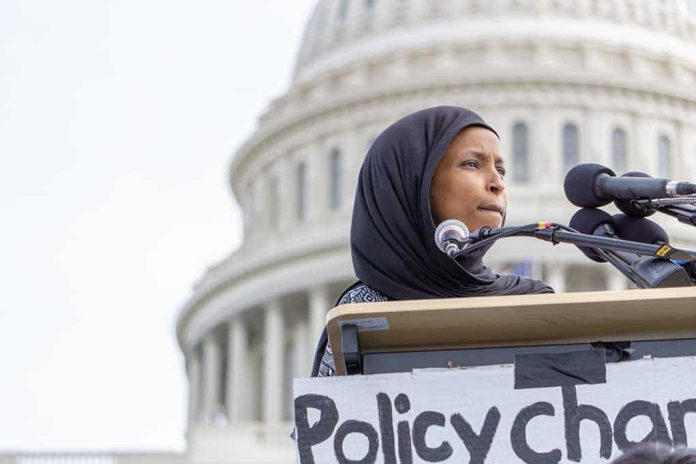 Ilhan Omar Accused of Criminal Act