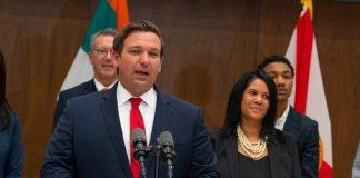 Ron DeSantis Honors Cops With Whopping $5k Signing Bonus