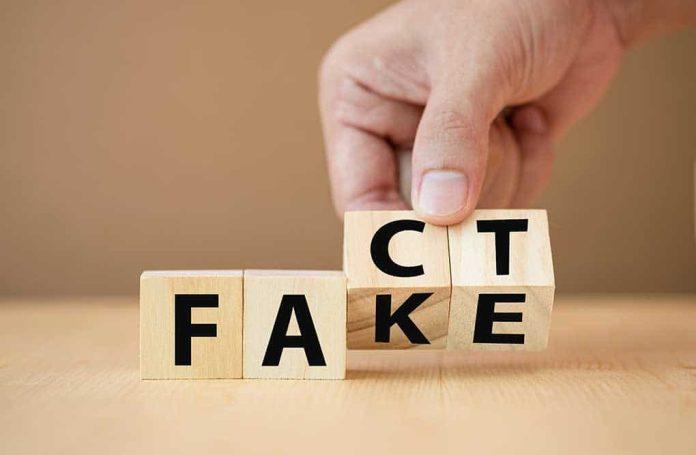 Liberal 'Fact-Checker' Gives Fake Story Green Rating While Marking Critics as False