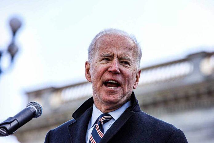 Joe Biden Storms Off After Press Asks Him About Afghanistan