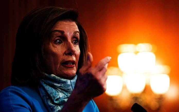 Nancy Pelosi Now Claims Capitalism Is the Problem With America