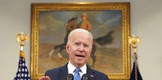 Stiff-Necked Biden Uses Hurricane and Afghan Withdrawal to Pressure Republicans