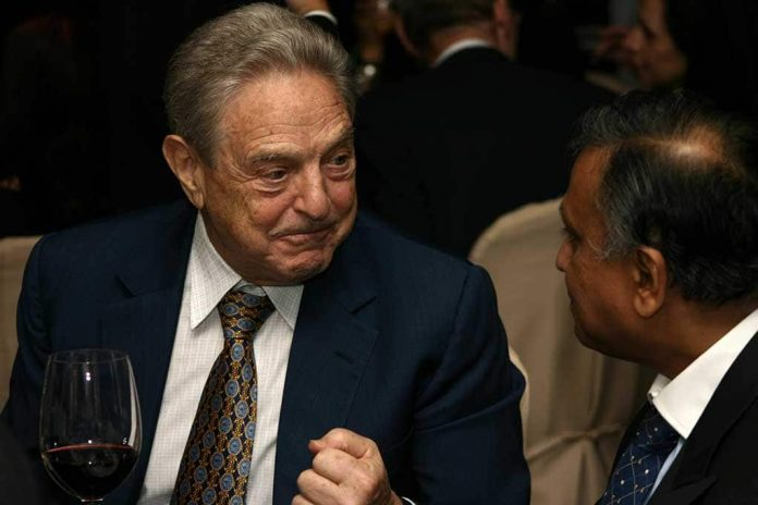George Soros Is Funneling Money to Prop Up Gavin Newsom