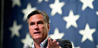 Mitt Romney Admits US Government Is 'Hanging by a Thread'