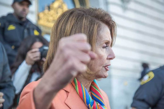 Nancy Pelosi Flips After Reporter's Simple Question -