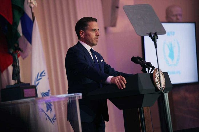 Hunter Biden Reportedly Seen Hanging Out With Potential Buyers of Art Despite White House Claims