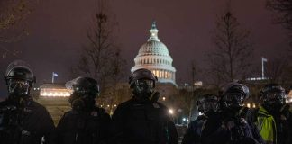 Is America Becoming a Police State?