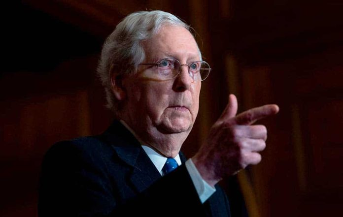 McConnell Makes Democrats Own Their Bad Policies